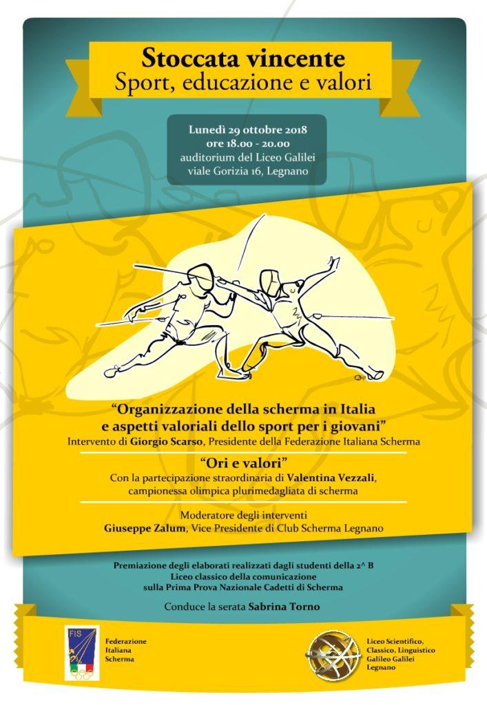 Federazione Italiana Scherma Calendario Gare.Scherma Legnano